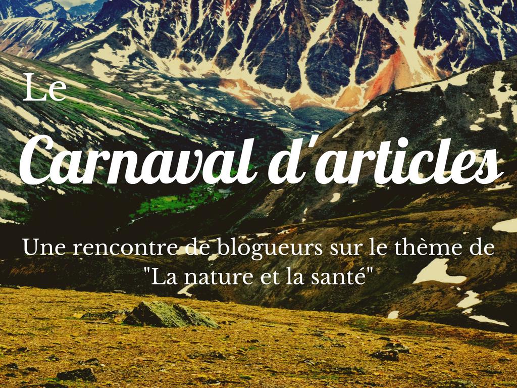 Carnaval-darticles