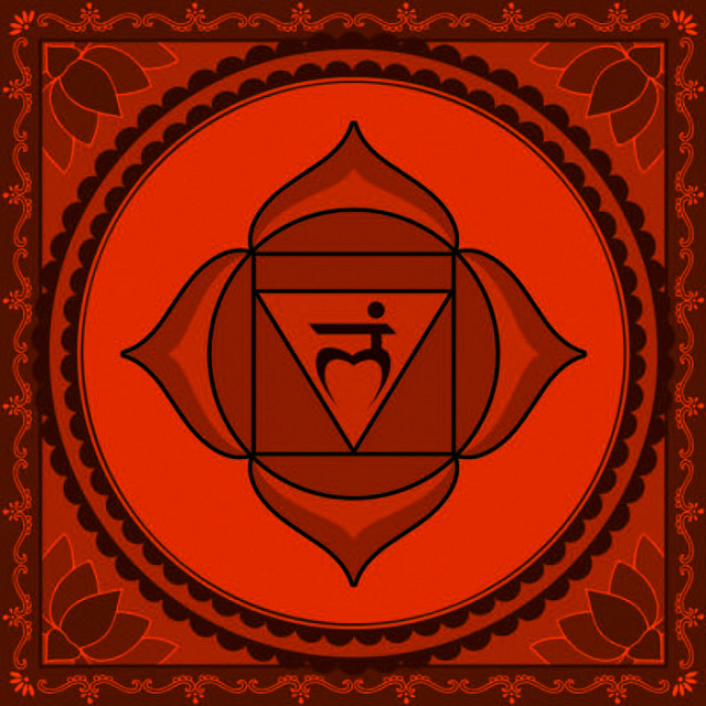 Symbole du premier chakra